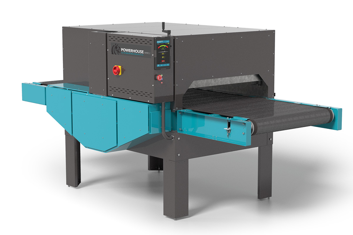 Workhorse Products Conveyor Dryer